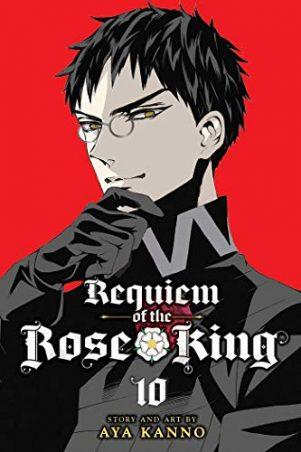 Requiem of the Rose King (EN) T.10 | 9781974706662