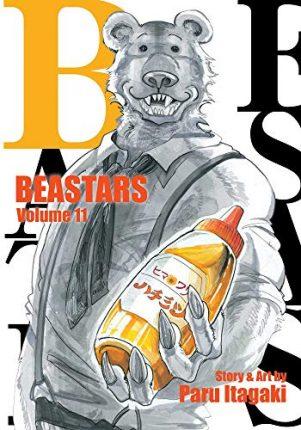 Beastars (EN) T.11   9781974709250