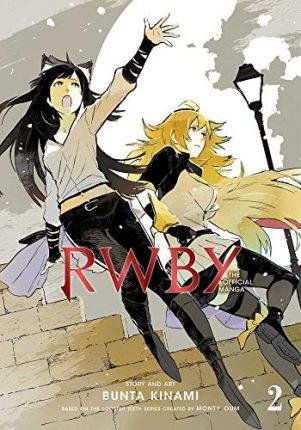 RWBY: The Official Manga (EN) T.02   9781974710102