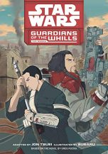 Star wars, guardians of the whills - The manga (EN) | 9781974719327