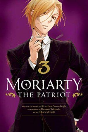 Moriarty, the patriot (EN) T.03   9781974719365