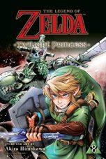 Zelda Twilight princess (EN) T.08 | 9781974719822