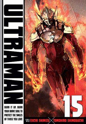 Ultraman (EN) T.15   9781974720125