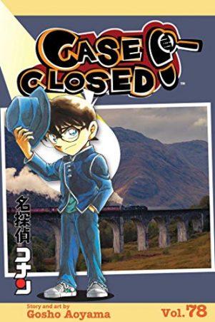 Case Closed (EN) T.78 | 9781974720606