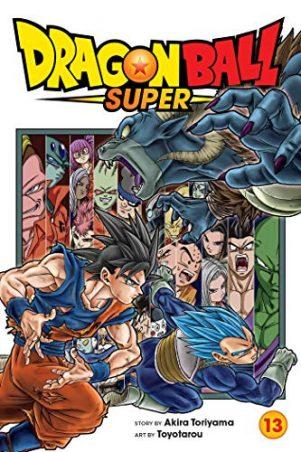 Dragon Ball Super (EN) T.13 | 9781974722815