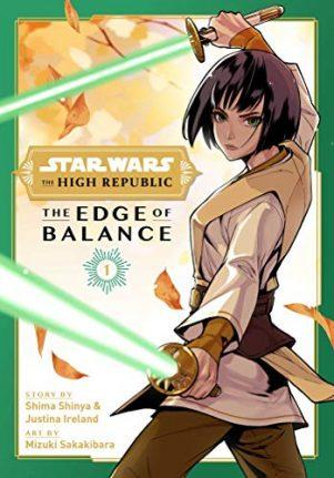 Star wars, the high republic: The edge of balance (EN) T.01   9781974725885