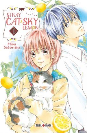 Stray cat and sky lemon T.01 | 9782302083417