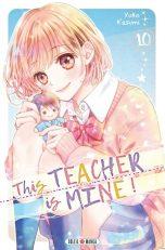 This teacher is mine T.10 | 9782302092150