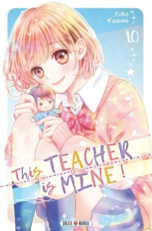 This teacher is mine T.10   9782302092150