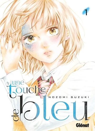 Touche de bleu (Une) T.01   9782344044100