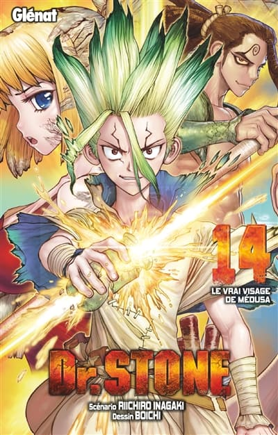 Dr Stone T.14   9782344044179