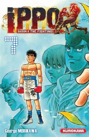 Ippo, Saison 6 : The Fighting! T.07 | 9782368528044