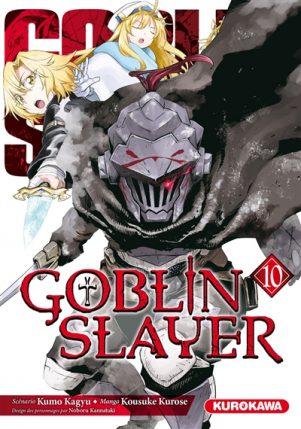 Goblin slayer T.10 | 9782368529447