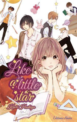 Like a little star T.01 | 9782369743576