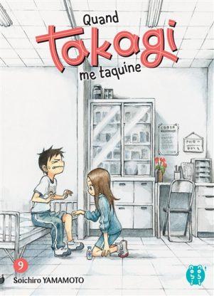 Quand Takagi me taquine T.09   9782373495546