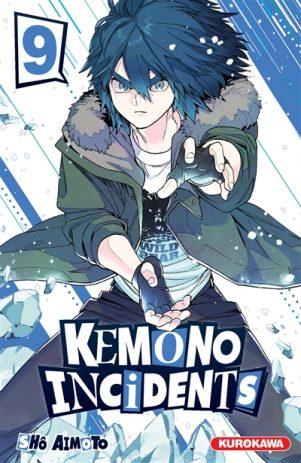 Kemono incidents T.09 | 9782380711189