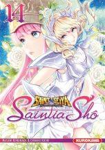 Saint Seiya - Saintia Sho T.14   9782380711370