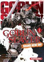 Goblin slayer - Brand new day T.01 | 9782380711608