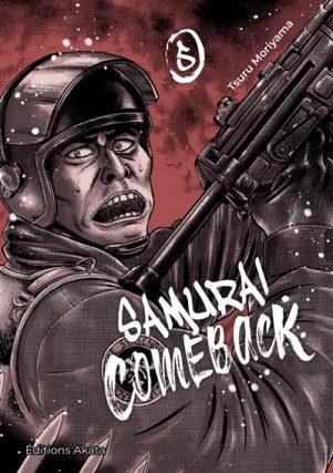 Samurai Comeback T.05 | 9782382120057
