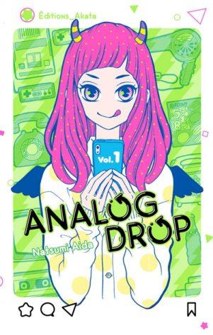 Analog drop T.01   9782382120224