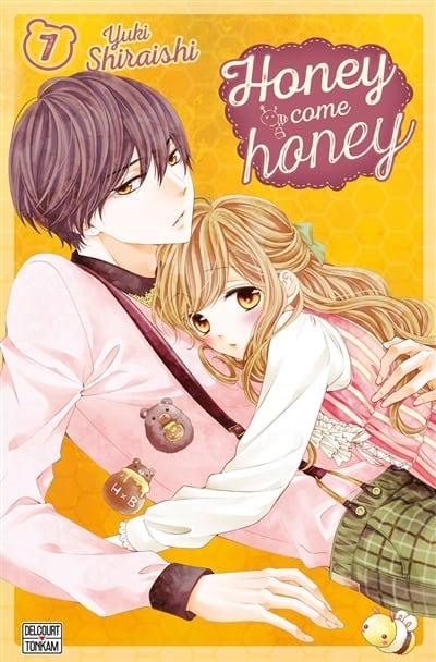 Honey come honey T.07   9782413028437