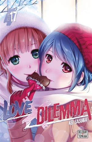 Love x Dilemma T.17 | 9782413039556