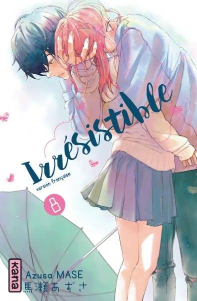 Irresistible T.08 | 9782505084792