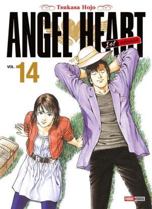 Angel heart - N.E. T.14 | 9782809493917