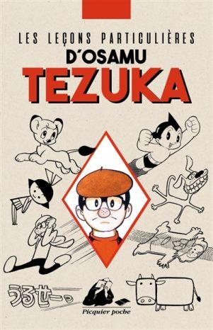 Lecons particulieres d'Osamu Tezuka - format de poche   9782809715200