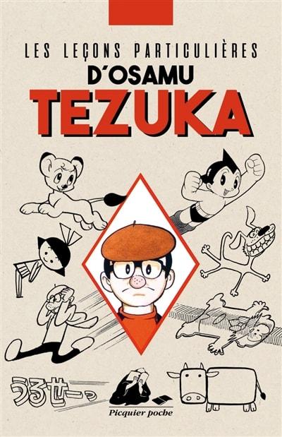 Lecons particulieres d'Osamu Tezuka - format de poche | 9782809715200