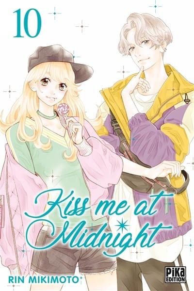 Kiss me at midnight T.10   9782811656584