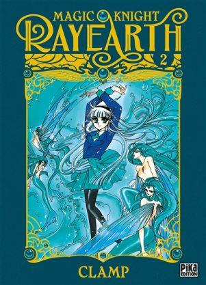 Magic Knight Rayearth - Ed. 20 ans T.02   9782811659561