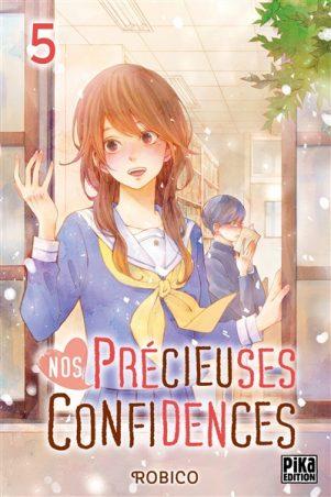 Nos precieuses confidences T.05 | 9782811660376