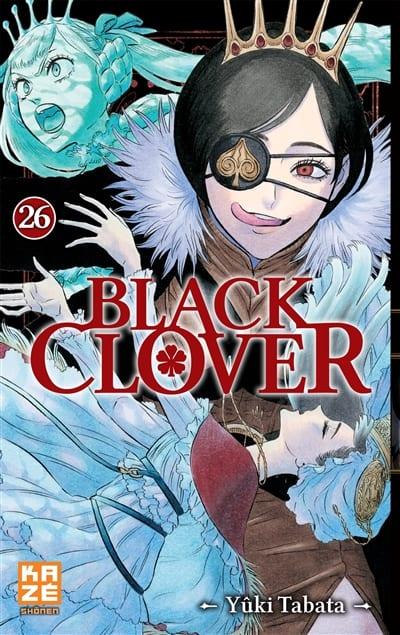 Black Clover T.26   9782820340641
