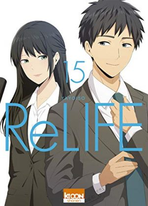 ReLife T.15   9791032706725