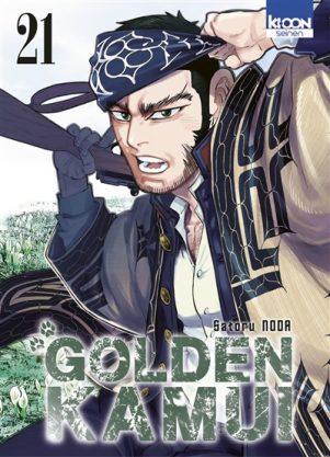 Golden Kamui T.21 | 9791032706817
