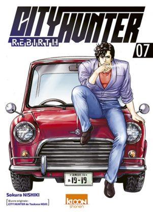 City Hunter - Rebirth T.07 | 9791032706893