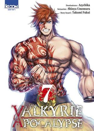 Valkyrie Apocalypse T.07 | 9791032707531