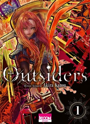 Outsiders T.01 | 9791032707807