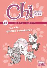 Chi, une vie de chat - Ed. de poche T.18 | 9782344018439