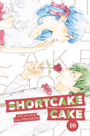 Shortcake Cake (EN) T.10   9781974715503