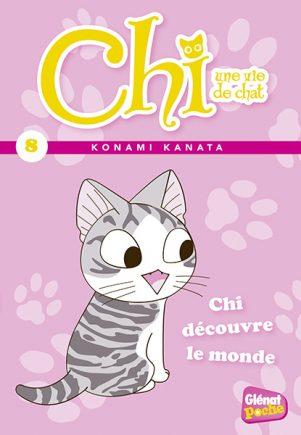 Chi, une vie de chat - Ed. de poche T.08   9782344007044