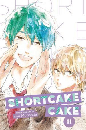 Shortcake Cake (EN) T.11   9781974715510