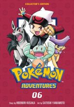 Pokemon adventures collector edition (EN) T.06 | 9781974711260