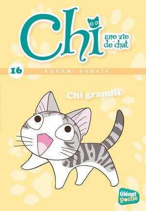 Chi, une vie de chat - Ed. de poche T.16   9782344015759
