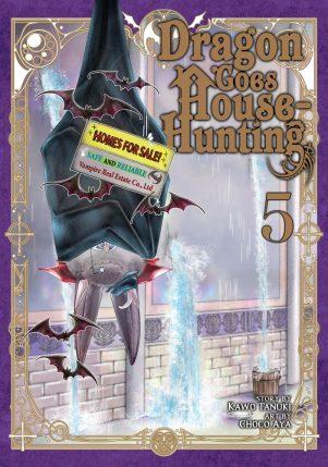 Dragon goes house hunting (EN) T.05 | 9781645054955