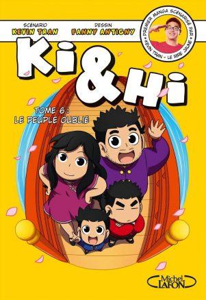 Ki & Hi T.06   9782749943701
