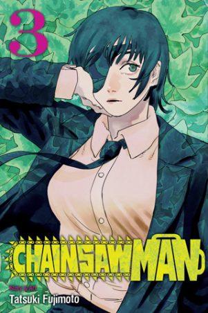 Chainsaw man (EN) T.03   9781974709953