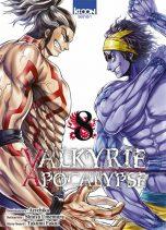 Valkyrie Apocalypse T.08   9791032708071