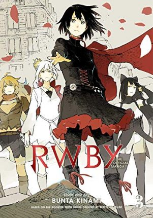 RWBY: The Official Manga (EN) T.03   9781974710119